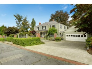 Classic 1937 Prospect Hill home with plenty of fine features bot