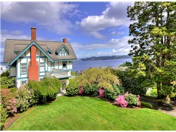 Charming historic home with stunning panoramic views of the Bay,