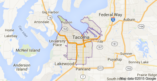 dcity of tacoma